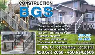 Services de Construction