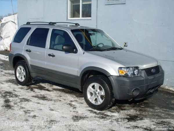 Ford escape XLT 4X4 2005